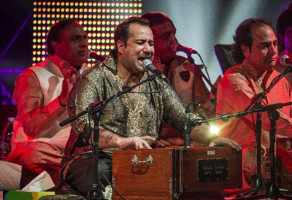 Rahat, Adnan Sami and Kailash Kher on the BBC