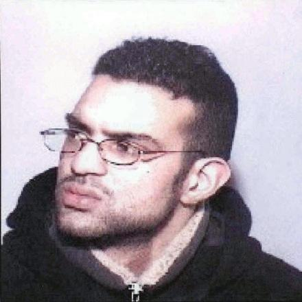 New appeal to find Huddersfield blaze suspect