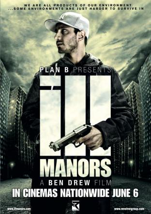 ill Manors based on reality of life says Riz