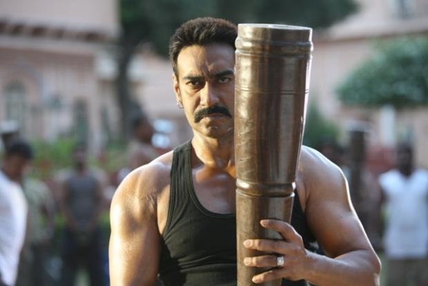 Ajay Devgn built for Bol Bachchan