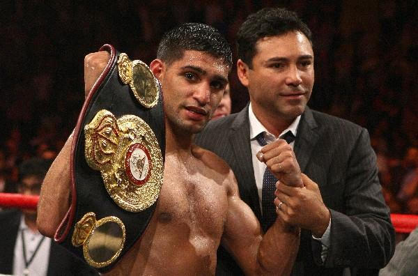 'He's going to see a Pakistani fight and knock his son out'