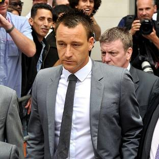 The Football Association has been urged to punish John Terry despite the C