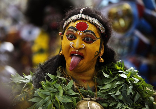 Picture of the Day: Bonalu festival India