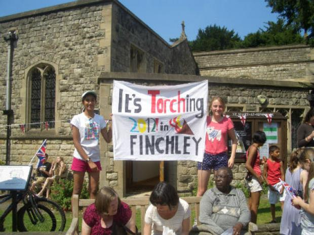 Finchley torch