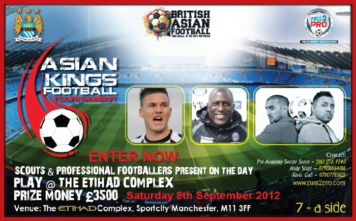 'Asian Kings tournament' at Etihad Complex