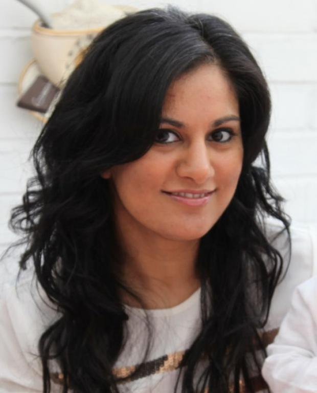 Author Zainab Jagot Ahmed