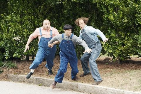 Asian Image: Review: The Three Stooges, (PG)