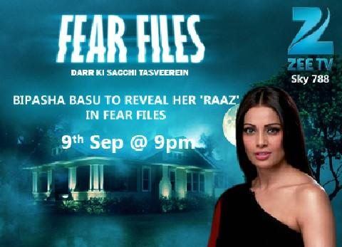 Bipasha Basu on 'Fear Files'