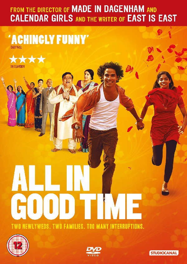 WIN: All In Good Time DVD