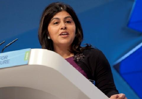 Baroness Warsi: 'It's our duty to counteract perception of Muslims'