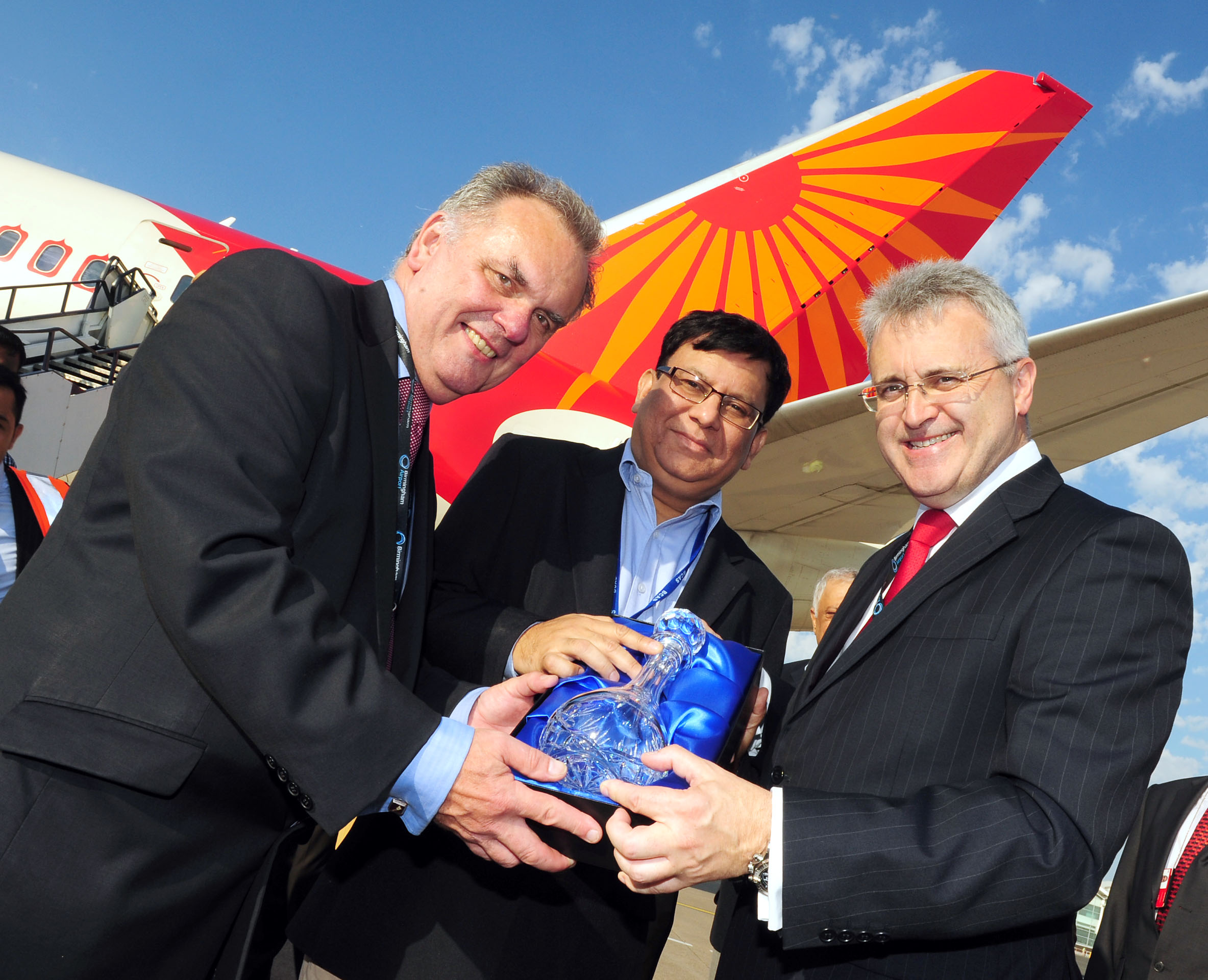 New service from Amritsar and Delhi to Birmingham launched