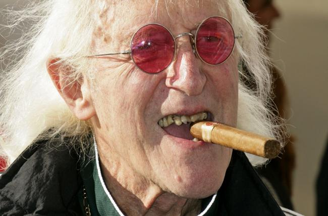 Jimmy Savile gets away with it again as Jihadi John story breaks
