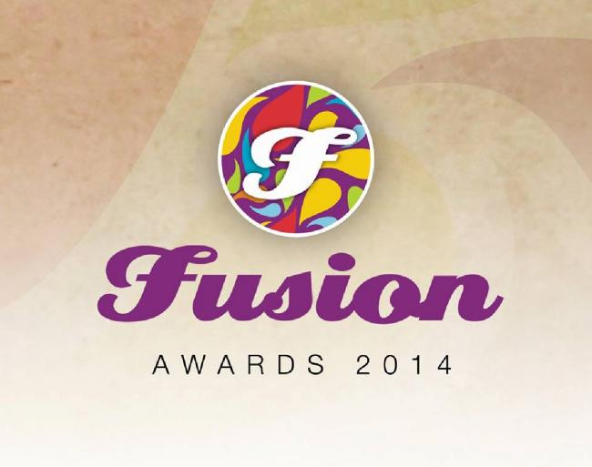 Fusion Awards finalists 2014 announced