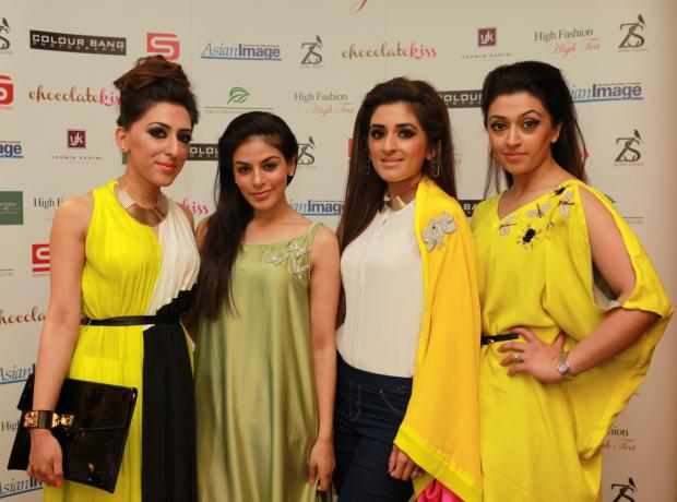Asian Image: Pakistani high fashion arrives in the UK