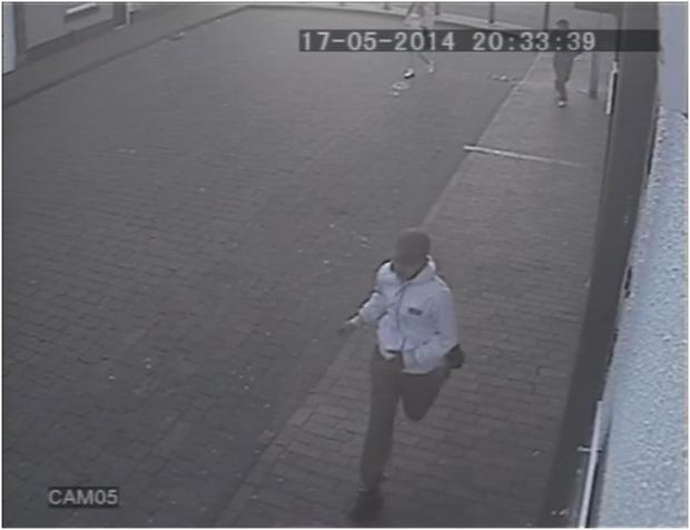 Asian Image: Police have released CCTV images of the attackers