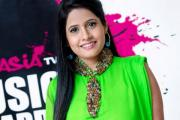 Miss Pooja at Brit Asia Tv Music Awards 2014 Nomination party at Edgbaston Cricket Ground