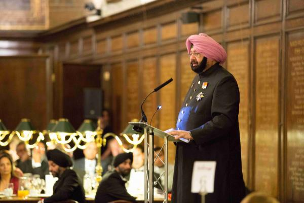 Captain Amarinder Singh, Head of the royal family of the erstwhile State of Patiala