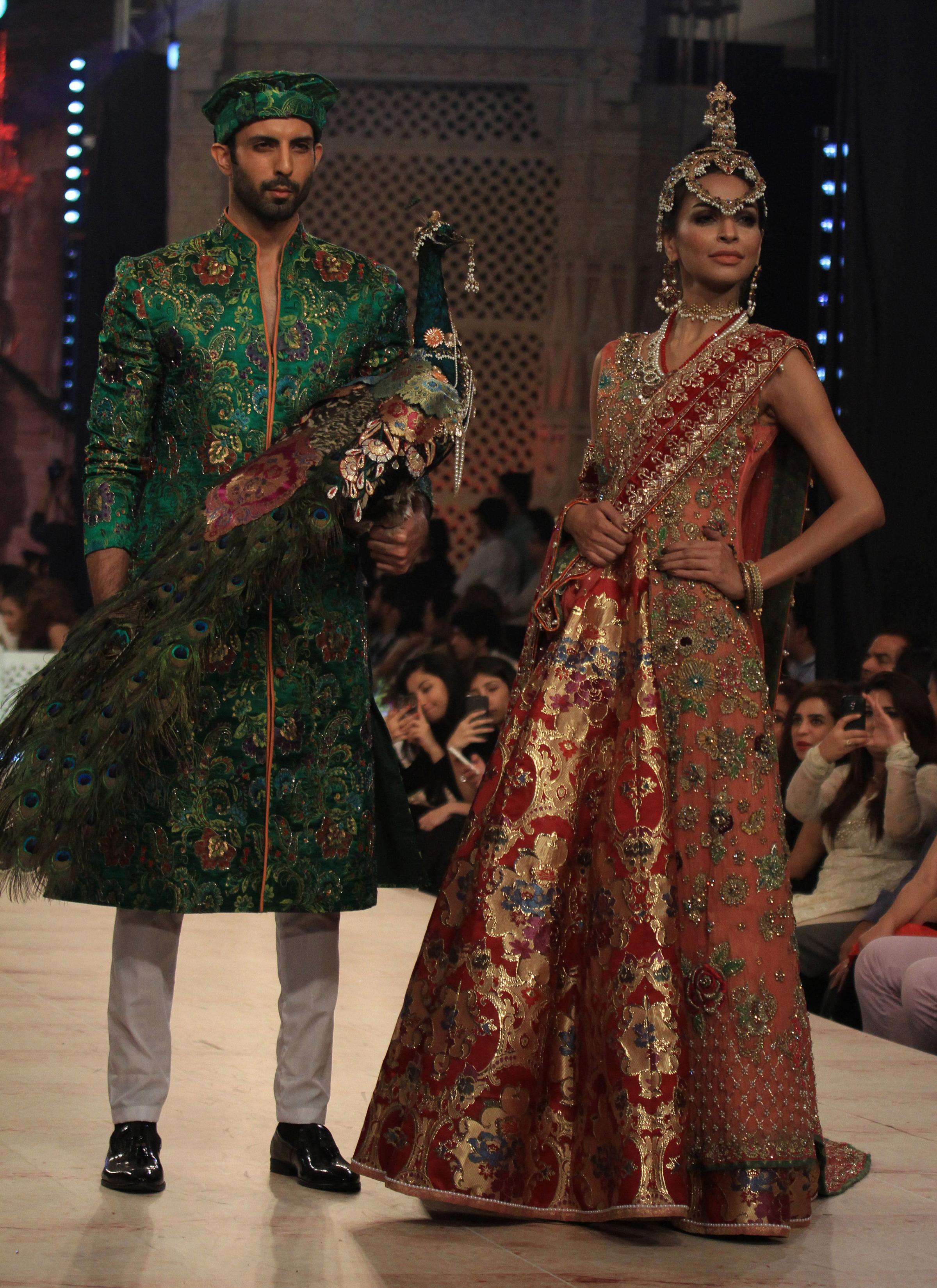 L'Oreal Paris and Pakistan Fashion show