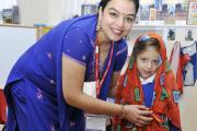 Pupils celebrate Diwali as part of lessons