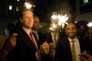 Diwali reception hosted by Nick Clegg