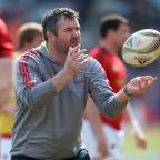 Asian Image: Munster coach Anthony Foley was satisfied with the 14-3 victory over Saracens on Friday night