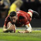 Asian Image: Wales wing Alex Cuthbert is targeting South Africa