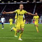Asian Image: Harry Kane continued his goal-scoring form with a brace against West Brom