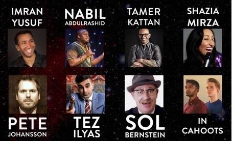 Famous Comedy Store London to host 'HaLOL Comedy Night' for Eid