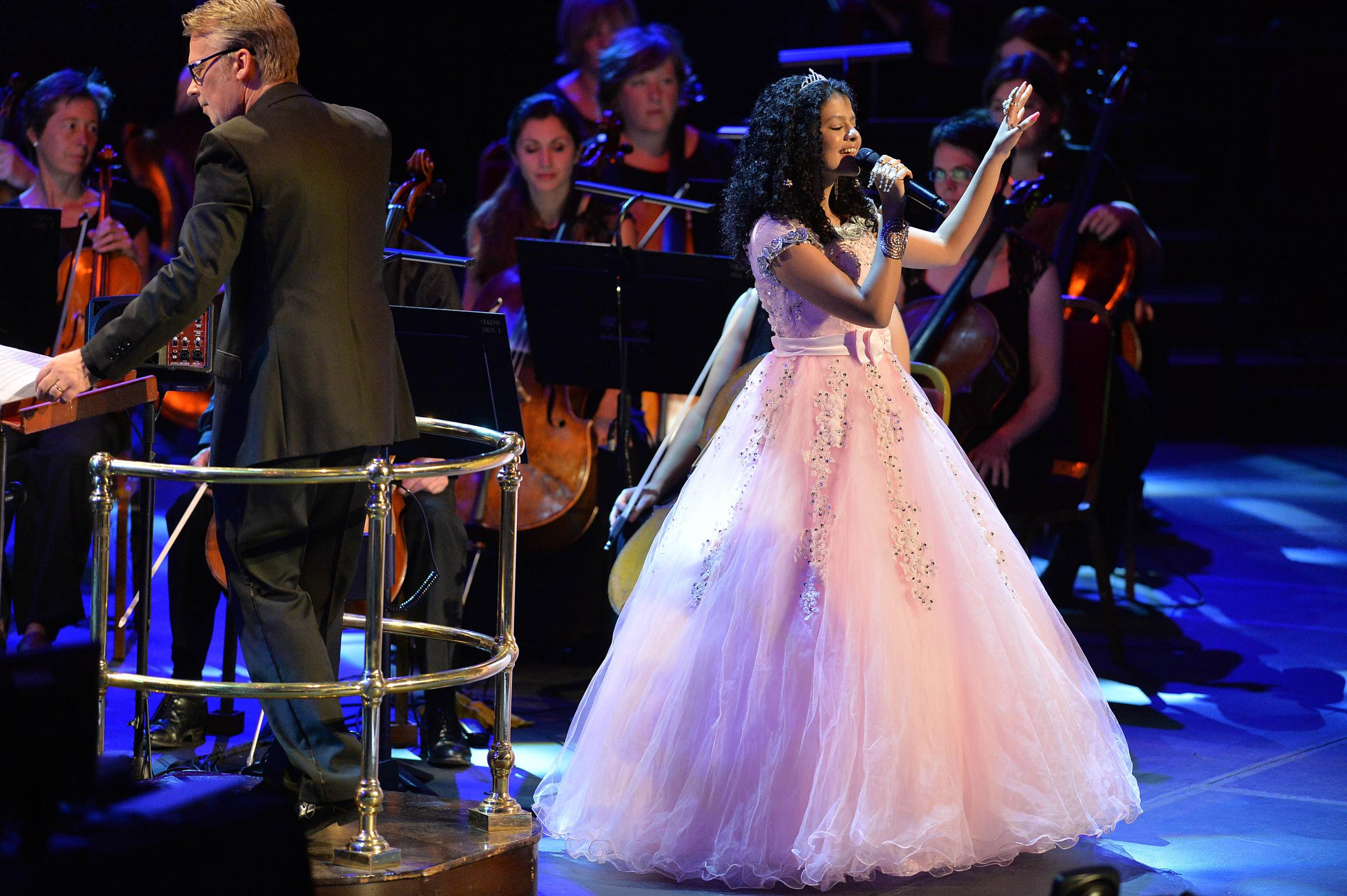WATCH: Benny Dayal and Palak Muchhal perform at BBC Proms