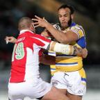 Asian Image: Jamie Jones-Buchanan, right, is likely to be out for the season with a knee injury