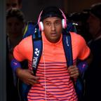 Asian Image: Nick Kyrgios, pictured, presents in intriguing test of Andy Murray's resolve
