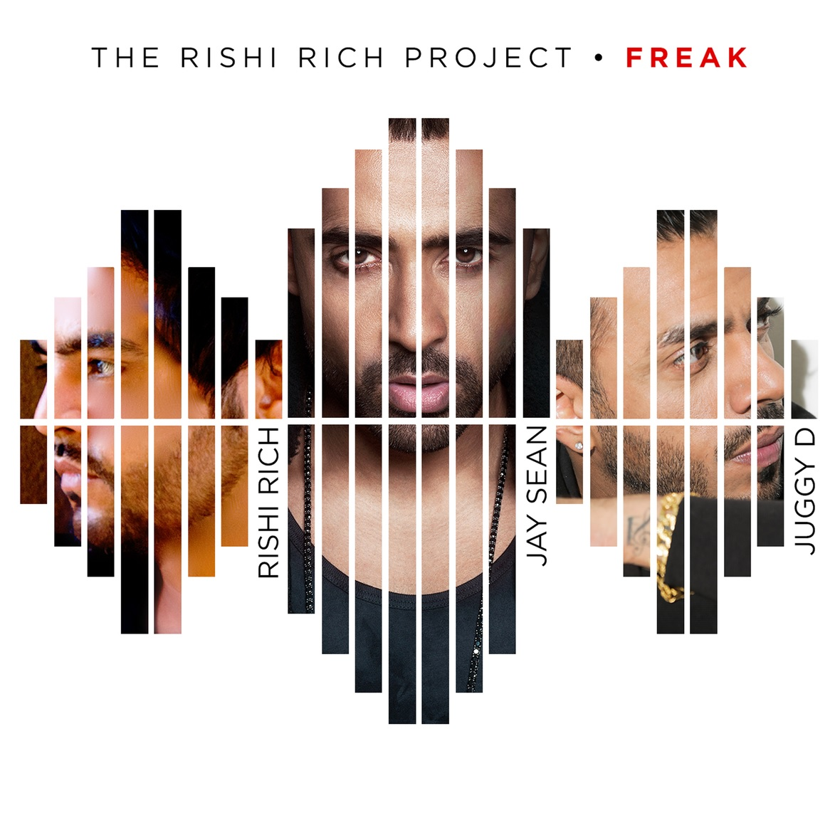 Jay Sean, Juggy D and Rishi Rich back with 'Freak'