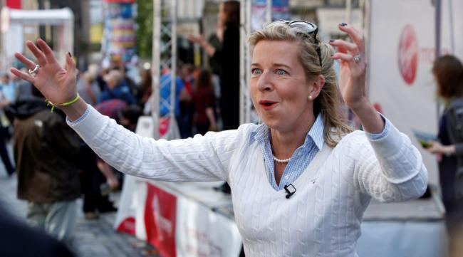 Katie Hopkins! We have discovered no-go zones for non-Muslims