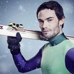 Asian Image: The Jump loses FOURTH contestant to injury as Mark-Francis Vandelli fractures ankle