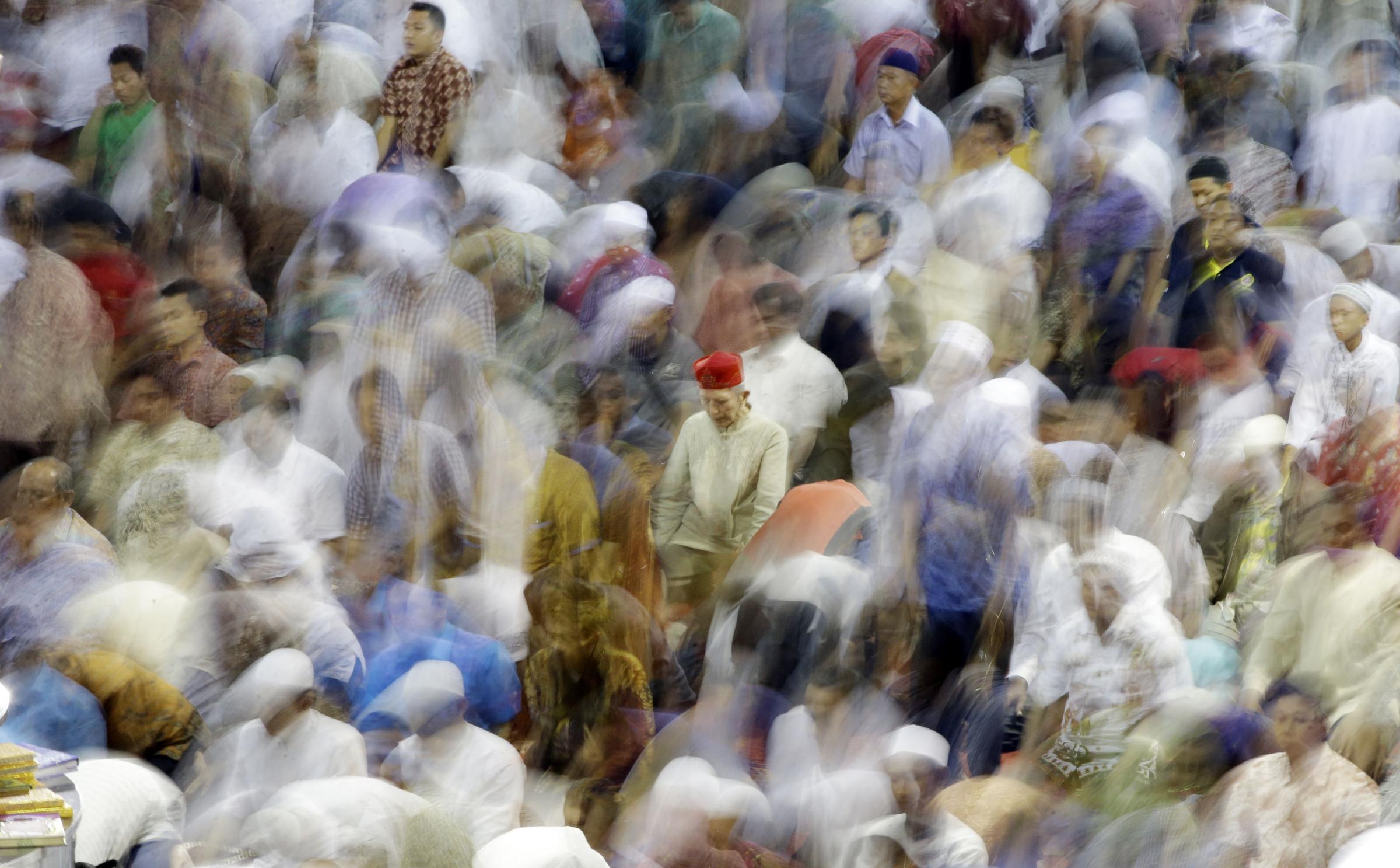 """""""Мой первый Рамадан после того, как я принял Ислам"""""""