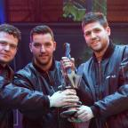 Asian Image: Robot Wars winners don't get chance to celebrate success
