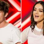 Asian Image: Are X Factor hopefuls Emily Middlemas and Ryan Lawrie a couple now?