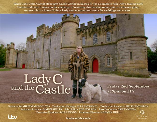 Asian catering firm Payal to feature on 'Lady C and The Castle'