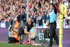 Exeter battle back to get better of Sale