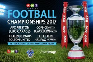GAME PREVIEWS: AMT Lawyers Football Championships 2017