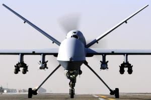 Man killed in drone strike was 'orchestrating and inciting a significant number of attacks' says report
