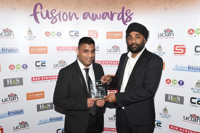 'Blind Journalist' Mohammed Patel named Man of the Year