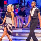 Asian Image: Ore Oduba posts adorable message about Joanne Clifton as she leaves Strictly