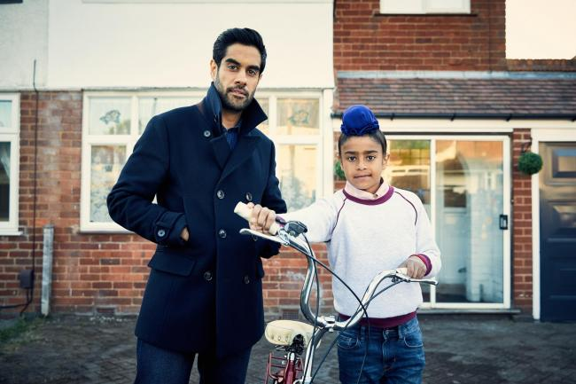 First look at new BBC drama 'The Boy With The Topknot'