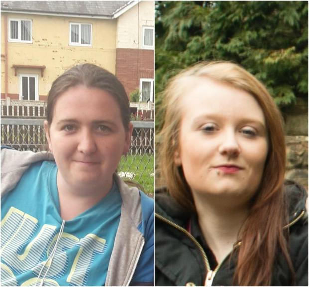 Asian Image: Rachel Murphy and Shelby Maher who died after being hit by Mohmed Salman Patel