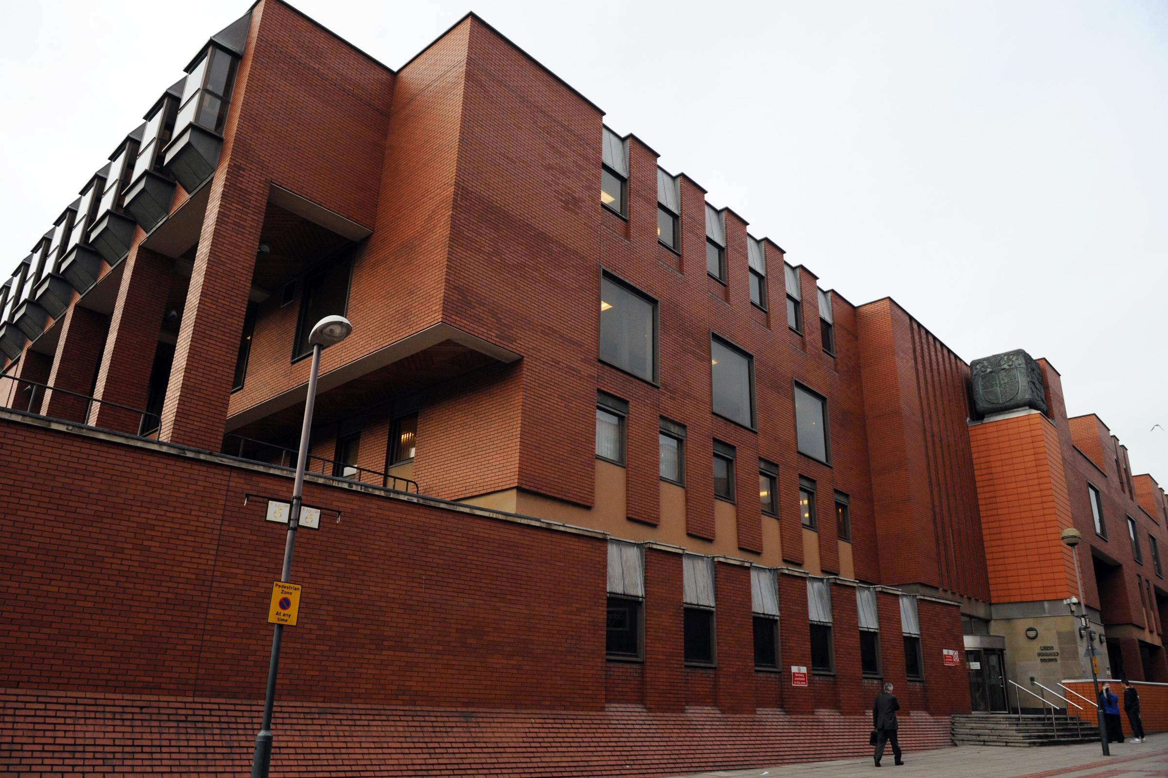 Bell pleaded guilty at Leeds Crown Court