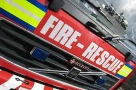Firefighters assist man who got genitals trapped in ring spanner