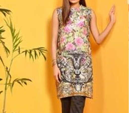 Shalwar kameez print that resembles the female reproductive organ causes outrage