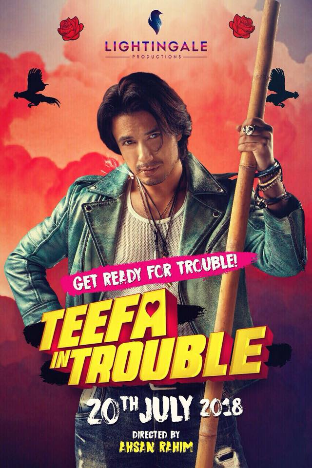 Ali Zafar teams up with Yash Raj Films for 'Teefa In Trouble'