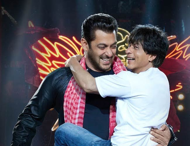 WATCH: Shah Rukh Khan and Salman Khan together in this Eid teaser